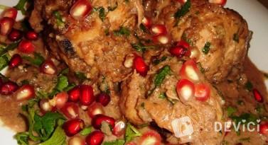 как приготовить сациви из курицы по грузинским сациви из курицы