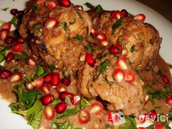 как приготовить сациви из курицы