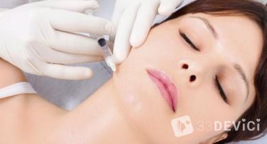 Мезотерапия лица и тела гиалуроновой кислотой