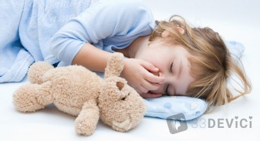 Уложить ребенка спать без слез