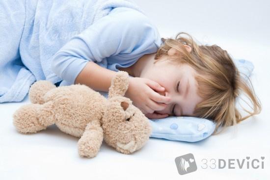 как быстро уложить кроху спать