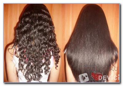 Кератиновое восстановление волос не разрушает волосы