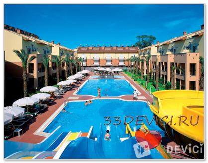 Amara Wing Resort Кемер