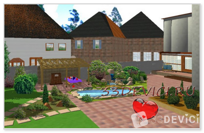 Sierra Land Designer 3D