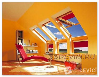 Где можно купить мансардные окна