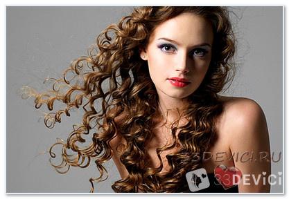 Волосы после биозавивки фото 1
