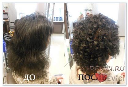 Волосы после биозавивки фото 2