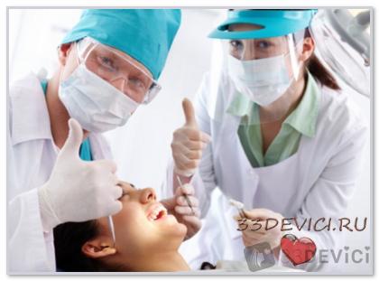 Клиники имплантации зубов