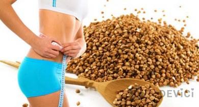 Гречневая диета — меню и отзывы