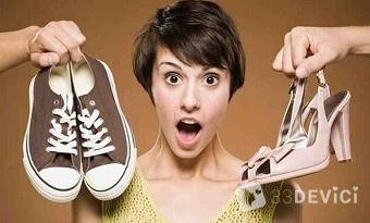 Как избавится от запаха в обуви