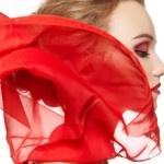 Как красиво завязать шарф или платок