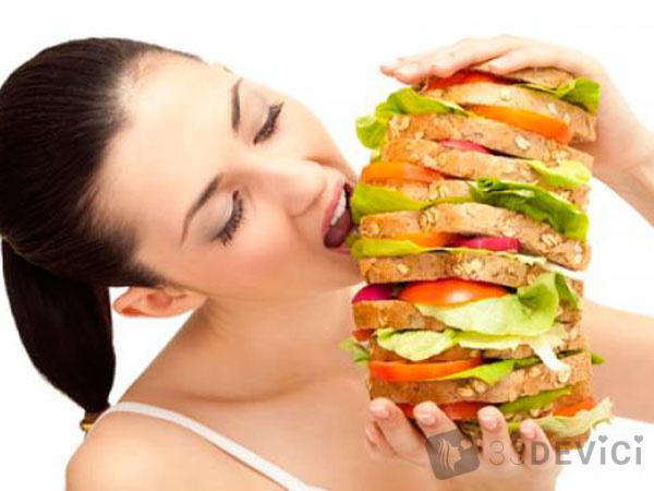 что делать чтобы набрать вес