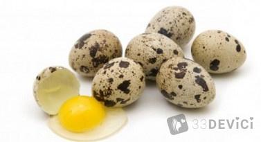 Как правильно есть перепелиные яйца