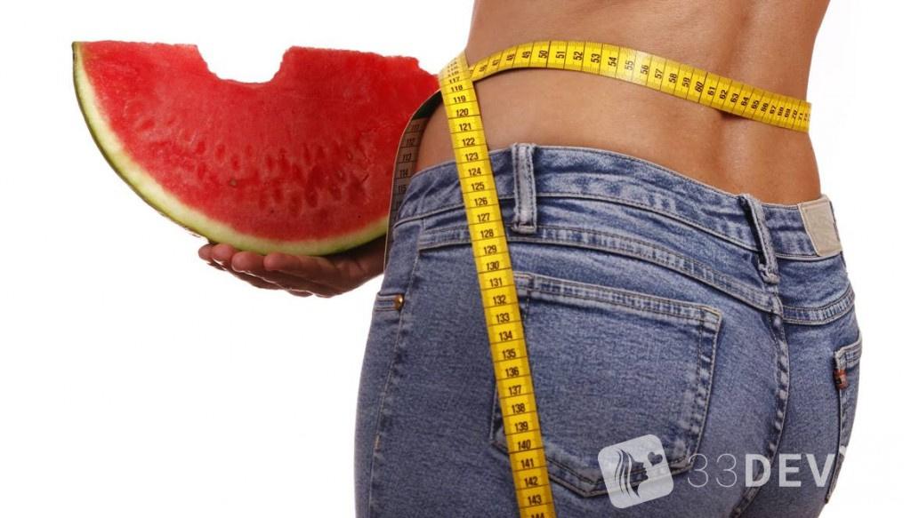 как правильно худеть на арбузной диете