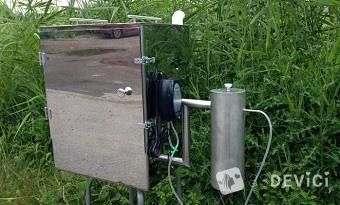 как сделать дымогенератор для холодного копчения