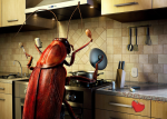 Как избавиться от тараканов в квартире — советы профессионала