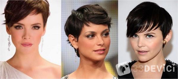 лучшие причёски актрис