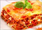 Лазанья — рецепт прямиком из Италии