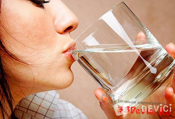 вода сасси внесёт значительные изменения в вашу внешность