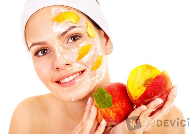 рецепты масок для очищения лица