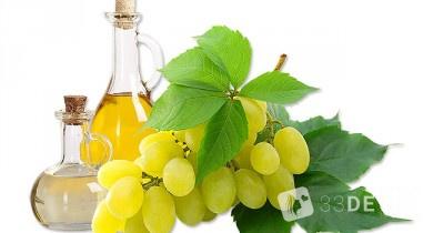 Масло виноградных косточек — доступная защита и уход за волосами и кожей