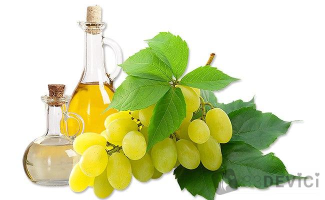 отжим виноградных косточек