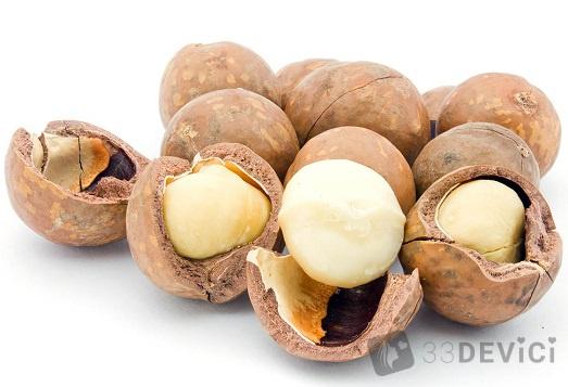 где применяют орехи макадамии