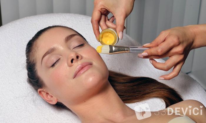 как очистить кожу лица дома