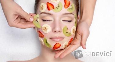 Как действует фруктовый пилинг