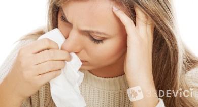 Как остановить кровь из носа в домашних условиях?