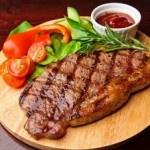 Стейк рибай — мясное удовольствие