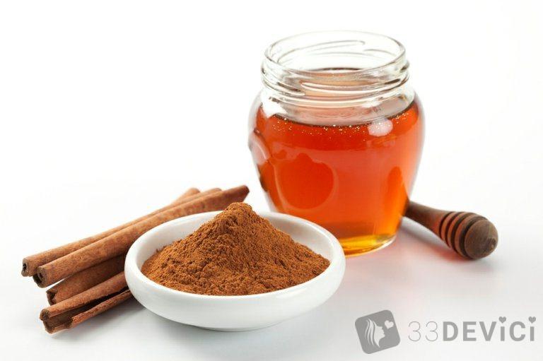 скраб из кофе и меда
