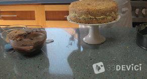 как приготовить крем для торта безе
