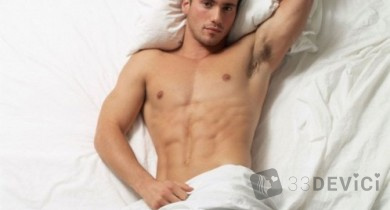 Как мужчина ведёт себя в постели