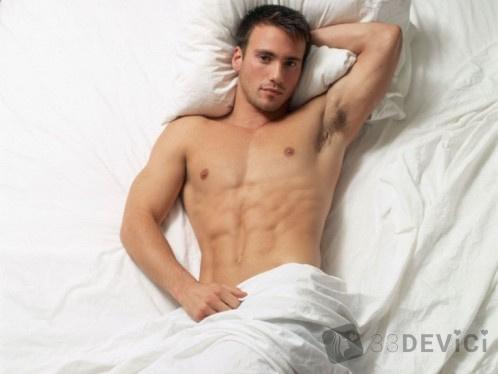 как должен вести себя мужчина в постели