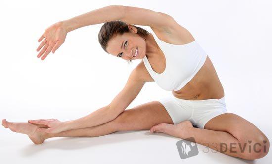 стретчинг упражнения для начинающих