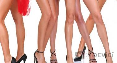 Как удлинить ноги с помощью одежды