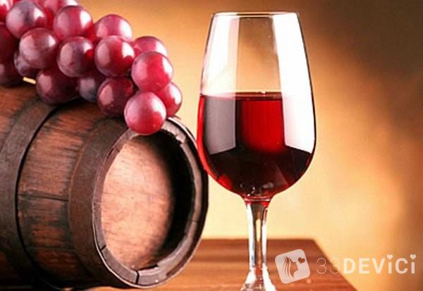 красное вино для повышения гемоглобина