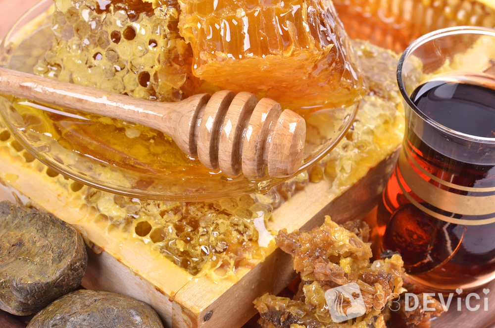 лечение стоматита медом