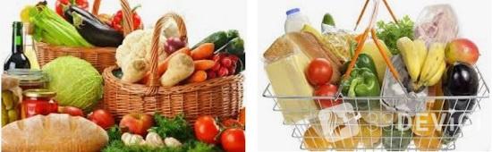 продукты для низкоуглеводной диеты