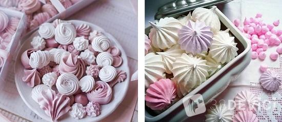 как приготовить торт безе