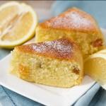 Лимонный кекс: пошаговый рецепт с фото