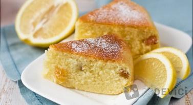 Как испечь лимонный кекс в домашних условиях