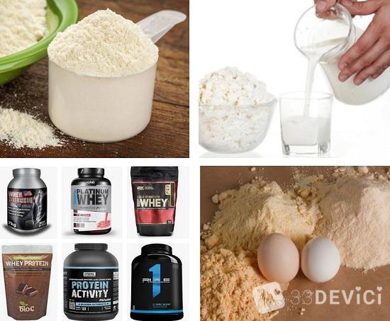 как правильно принимать яичный протеин