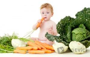 какие продукты можно ребенку до 1 года