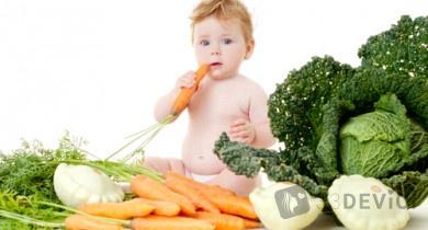 Готовим супы детям от 1 года