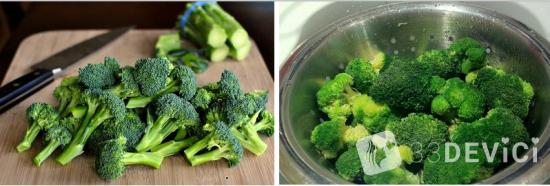 как приготовить суп пюре из брокколи ребенку