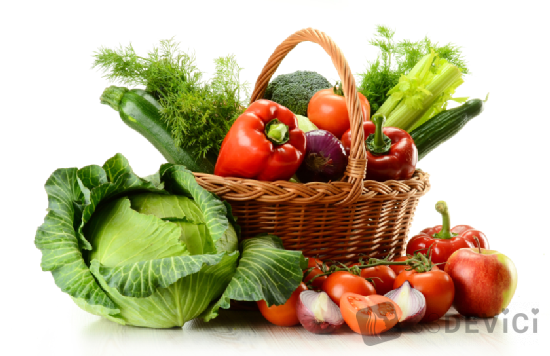 сочетания овощей с брокколи