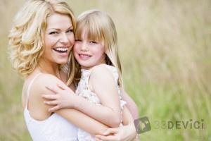 как воспитывать девочку с рождения