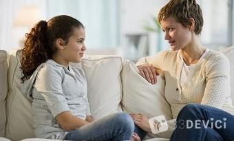 Половое воспитание девочек подростков